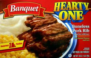 Banquet Hearty One Box